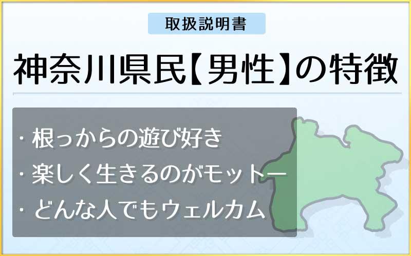 県民性占い-神奈川県民【男性】のメインページ